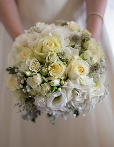 Wedding Flowers - The Romantic Wedding